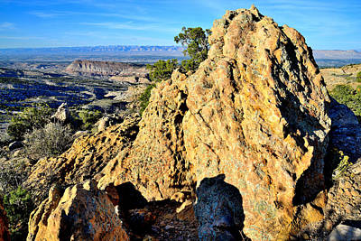 Photograph - Boulder View by Ray Mathis