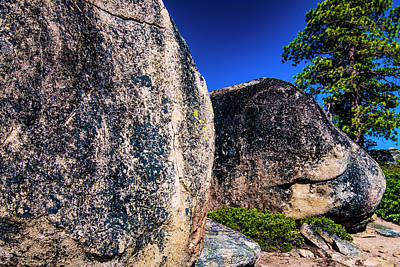 Photograph - Boulders At Rest by Steven Ainsworth