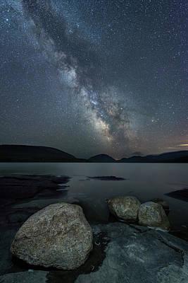 Photograph - Boulders On Eagle Lake by Michael Blanchette