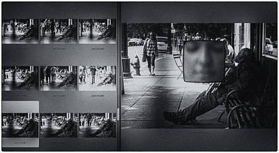 Digital Art - Boulevard Of Dreams  by Jerald Blackstock