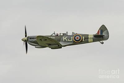 Photograph - Boultbee Spitfire Ixt by Gary Eason