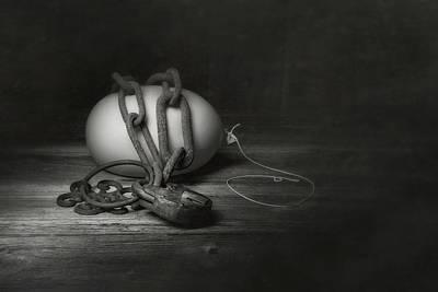 Photograph - Bound by Tom Mc Nemar