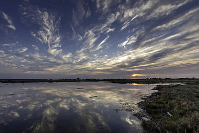 Photograph - Boundary Bay Sky by Pierre Leclerc Photography