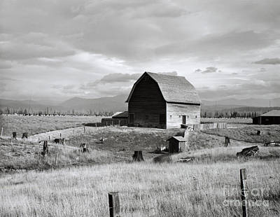 Photograph - Boundary City by Photo Researchers