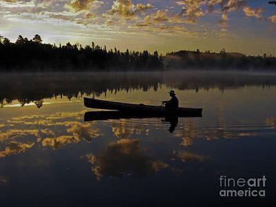 Boundary Waters Canoe Trip Original