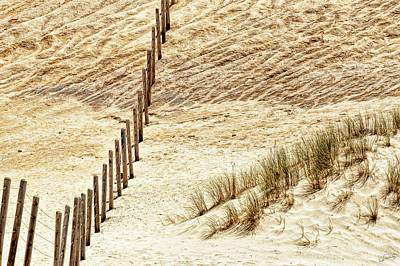 Photograph - Boundry Lines by Dee Browning
