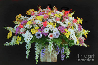 Photograph - Bountiful Bouquet by Bonnie Barry