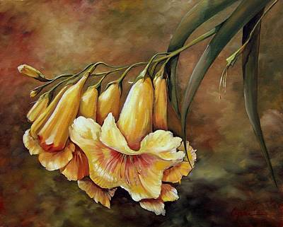 Painting - Bountiful by Cynara Shelton
