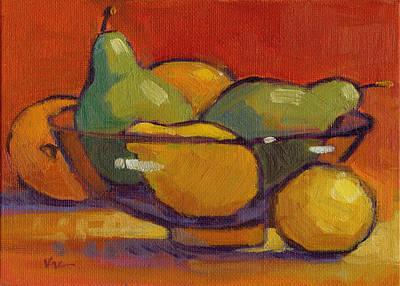 Painting - Bountiful by Konnie Kim