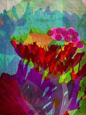 Digital Art - Bouqet by Cooky Goldblatt