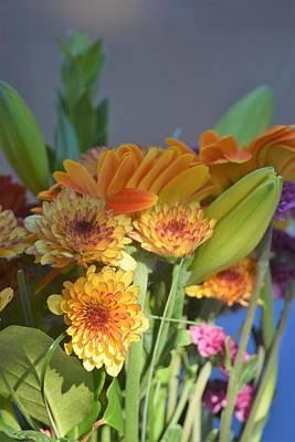 Photograph - Bouquet 3 by John Glass
