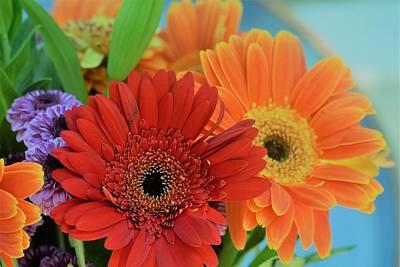 Photograph - Bouquet 6 by John Glass