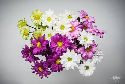 Photograph - Bouquet by Adnan Bhatti