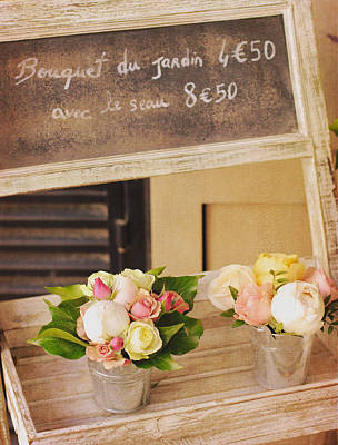Photograph - Bouquet Du Jardin by Heidi Hermes