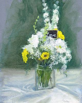 Bouquet Original by Kathleen Woolsey