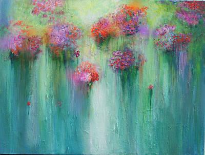Painting - Bouquet by Lauren  Marems