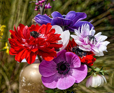 Photograph - Bouquet by Linda Brown
