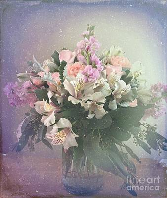 Photograph - Bouquet Of Love by Luther Fine Art