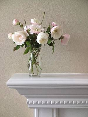 Photograph - Bouquet Of Roses by Masha Batkova