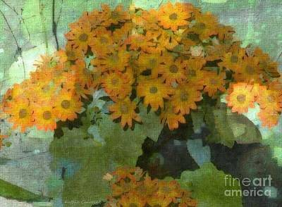Photograph - Bouquet Of Sunshine by Kathie Chicoine