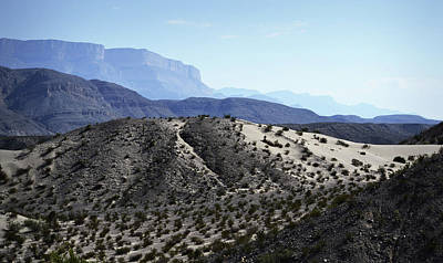 Photograph - Bouquillas Canyon by Nadalyn Larsen