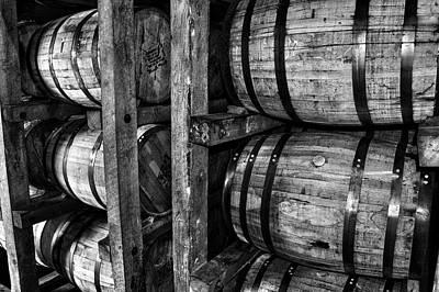 Photograph - Bourbon Bung  by Joseph Caban