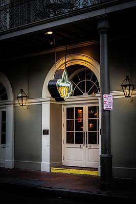 Photograph - Bourbon O Bar by Greg Mimbs