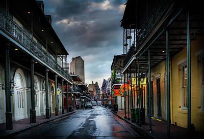 Rain Photograph - Bourbon Rain by Greg Mimbs