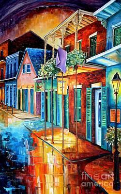 Bourbon Street Song Original by Diane Millsap