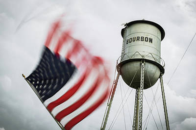 Photograph - Bourbon Usa by Gregory Ballos