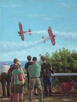Bournemouth Air Festival Art Print