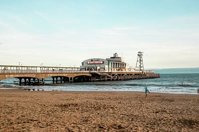Photograph - Bournemouth Pier No 2 by Phyllis Taylor