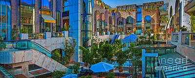 Photograph - Boutiques Beverly Hills by David Zanzinger