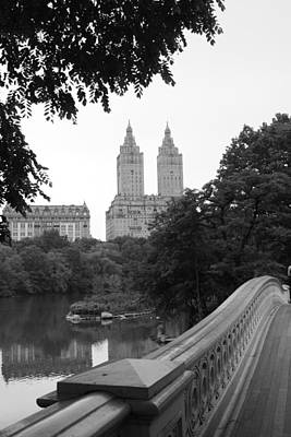 Photograph - Bow Bridge And The San Remo by Christopher Kirby