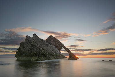 Photograph - Bow Fiddle Rock by Veli Bariskan