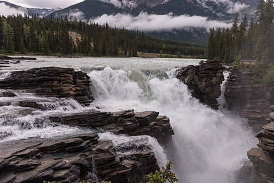 Photograph - Bow River by John Johnson