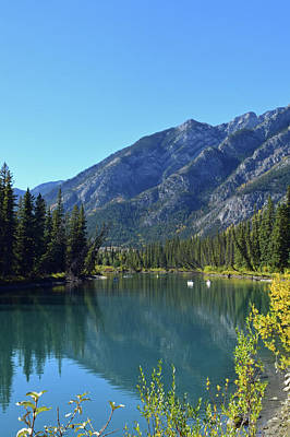 Photograph - Bow River No. 2-1 by Sandy Taylor
