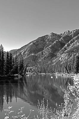 Photograph - Bow River No. 2-2 by Sandy Taylor