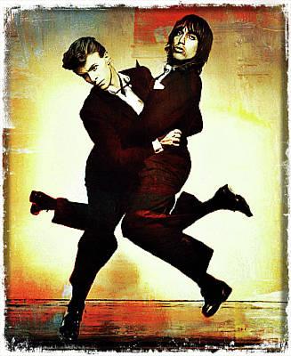 Bowie And Pop Original