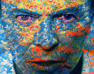 Digital Art - Bowie To Fly by Yury Malkov