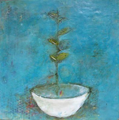 Bowl 8 Art Print by Lynn Bregman-Blass