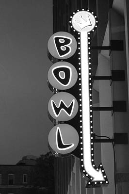 Bowling Photograph - Bowl by Lauri Novak
