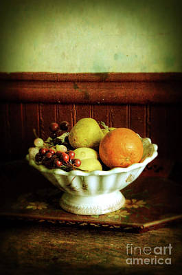 Photograph - Bowl Of Fruit by Jill Battaglia