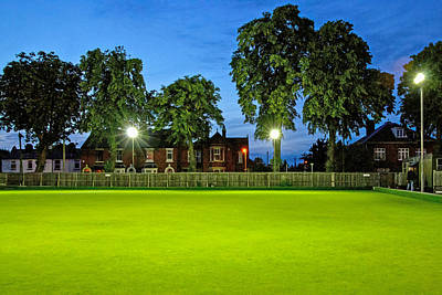 Photograph - Bowling Green by Keith Armstrong