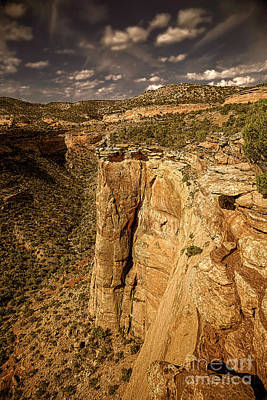 Photograph - Box Canyon by Jon Burch Photography