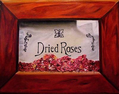 Box Of Roses Art Print