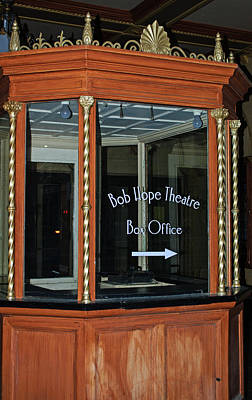Photograph - Box Office by Tikvah's Hope