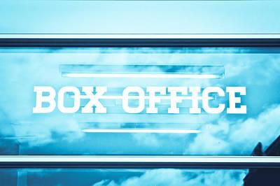 Box Office Art Print