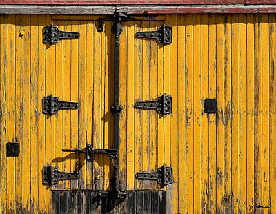 Photograph - Boxcar by Joe Bonita