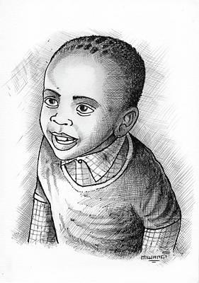 Boy Original by Anthony Mwangi